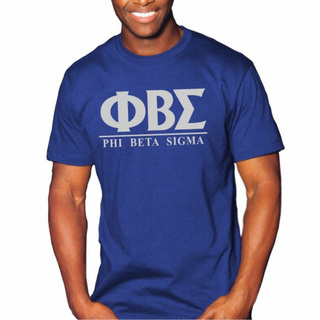 Phi Beta Sigma Bar Tee