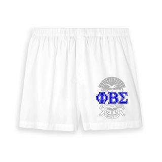 Phi Beta Sigma Boxer Shorts