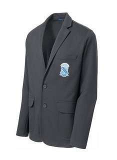 DISCOUNT-Phi Beta Sigma Crest - Shield Blazer