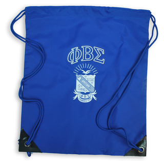 Phi Beta Sigma Crest - Shield Cinch Sack