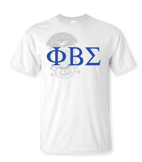 Phi Beta Sigma Crest - Shield Tee