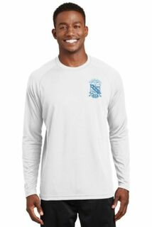 Phi Beta Sigma Dry Zone Long Sleeve Raglan T-Shirt