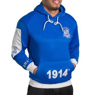 Phi Beta Sigma Elite Hooded Pullover