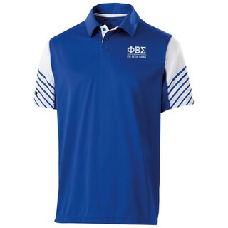 Phi Beta Sigma Fraternity Arch Polo