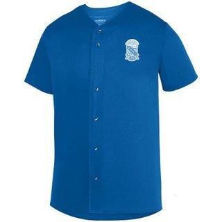 DISCOUNT-Phi Beta Sigma Fraternity Crest - Shield Sultan Baseball Jersey