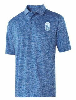 Phi Beta Sigma Greek Crest Emblem Electrify Polo