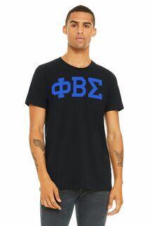 Phi Beta Sigma Greek Lettered Arch T-Shirt