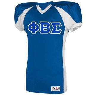 Phi Beta Sigma Snap Football Jersey