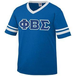 DISCOUNT-Phi Beta Sigma Jersey W/ Custom Sleeves