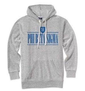 Phi Beta Sigma Lucas Loop Fleece Hood