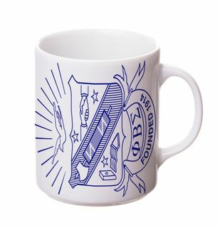 Phi Beta Sigma Mega Crest - Shield Coffee Mug