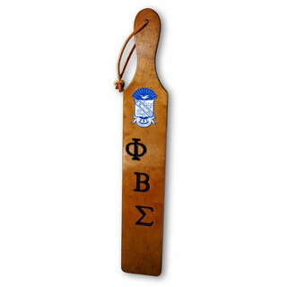 Phi Beta Sigma Paddles Discount
