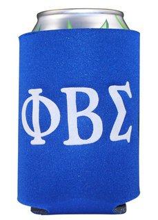 Phi Beta Sigma Pocket Can Cooler