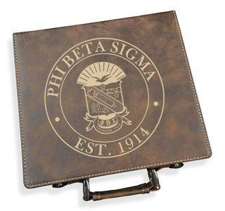 Phi Beta Sigma Poker Set