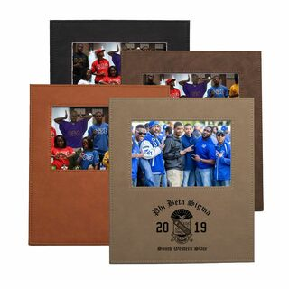 Phi Beta Sigma Saddle Photo Frame
