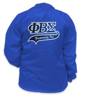 Phi Beta Sigma Tail jacket