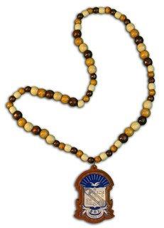 Phi Beta Sigma Tiki Necklace