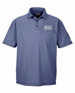 Phi Beta Sigma Under Armour�  Men's Playoff Fraternity Polo