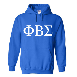 Phi Beta Sigma World Famous $25 Greek Hoodie