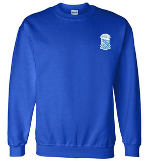 DISCOUNT-Phi Beta Sigma World Famous Crest - Shield Crewneck Sweatshirt