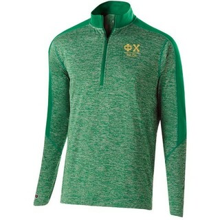Phi Chi Fraternity Electrify 1/2 Zip Pullover