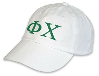 Phi Chi Greek Hat