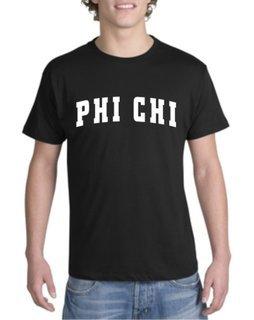 Phi Chi Letterman Shirt