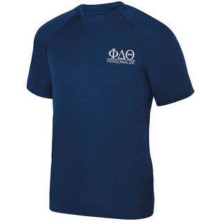 Phi Delta Theta- $15 World Famous Dry Fit Wicking Tee