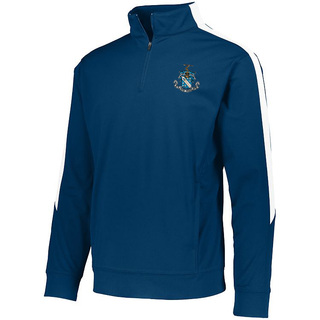 DISCOUNT-Phi Delta Theta-  World Famous Greek Crest - Shield Medalist Pullover
