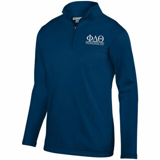 Phi Delta Theta- $39.99 World Famous Wicking Fleece Pullover
