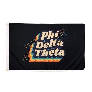 Phi Delta Theta 70's Flag