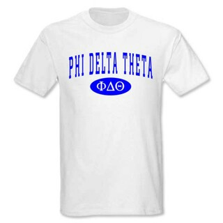 Phi Delta Theta arch tee