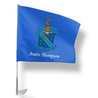 Phi Delta Theta Car Flag