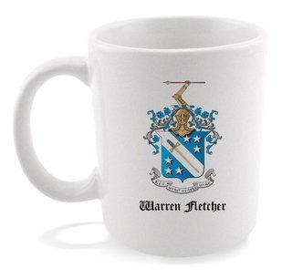 Phi Delta Theta Coffee Mug