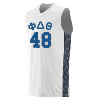 Phi Delta Theta Fast Break Game Basketball Jersey