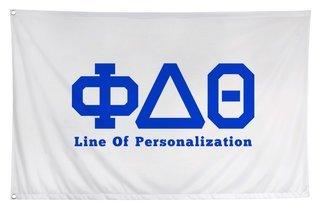 Phi Delta Theta Flag