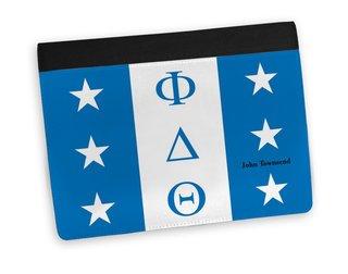 Phi Delta Theta Flag Portfolio