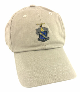 Phi Delta Theta Fraternity Discount Crest - Shield Hats