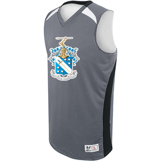 Phi Delta Theta High Five Campus Basketball Jersey