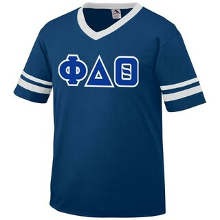 DISCOUNT-Phi Delta Theta Jersey With Custom Sleeves