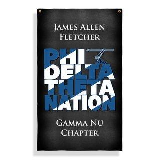 Phi Delta Theta Nations Giant Flag