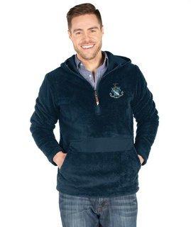 Phi Delta Theta Newport Fleece Pullover Hoodie
