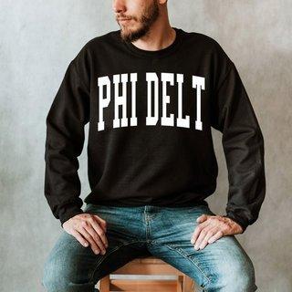 Phi Delta Theta Nickname Crewneck Sweatshirt