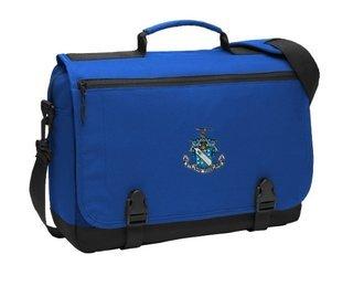 DISCOUNT-Phi Delta Theta Emblem Briefcase