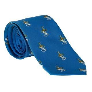 Phi Delta Theta Repeating Crest Tie