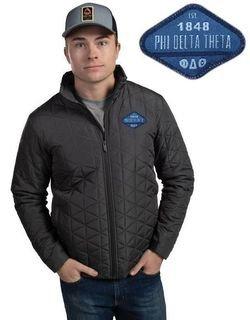 Phi Delta Theta Repreve ECO Jacket