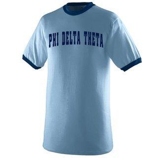 Phi Delta Theta Ringer T-shirt