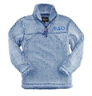 Phi Delta Theta Sherpa Pullover
