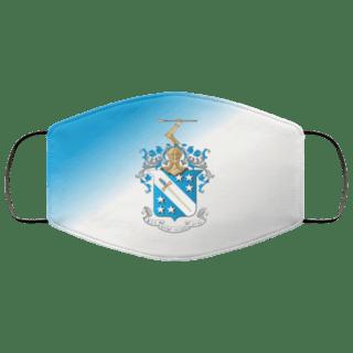 Phi Delta Theta Super Crest Face Masks