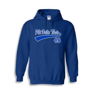 Phi Delta Theta tail Hoodie